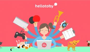 HelloToby新服務!更多攝影、更多樂器、仲有 神秘顧客 !